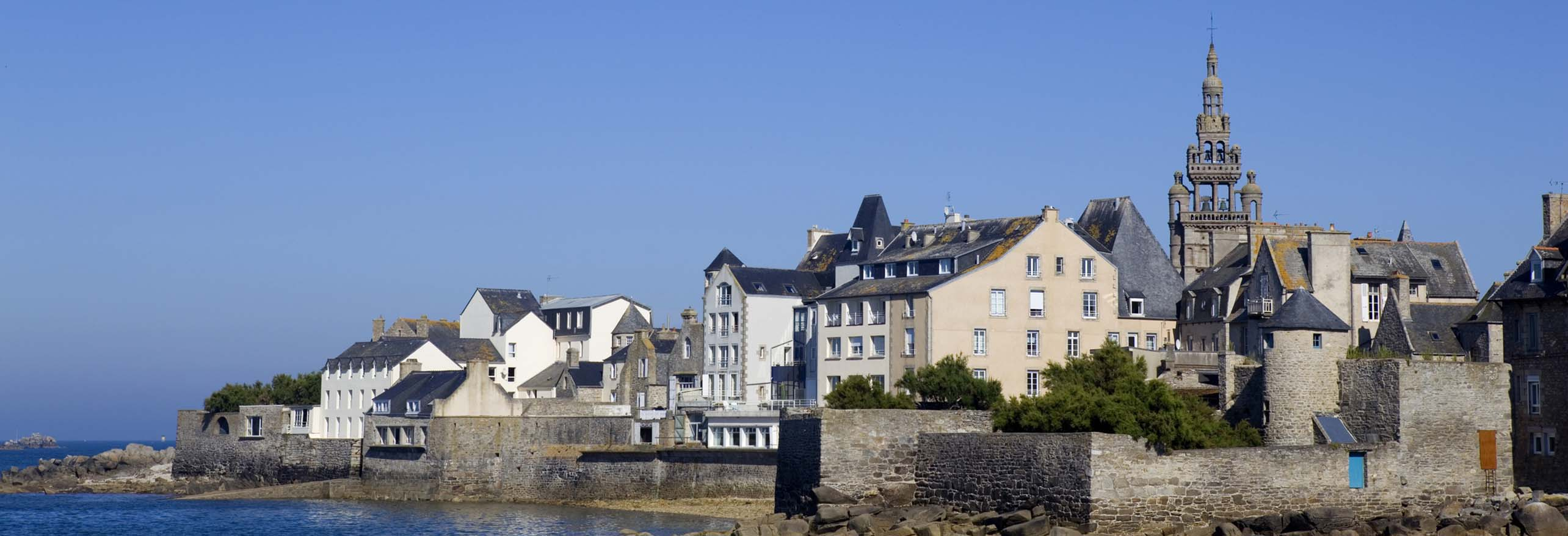 Roscoff France  city photo : Hôtel Régina 2 à Roscoff